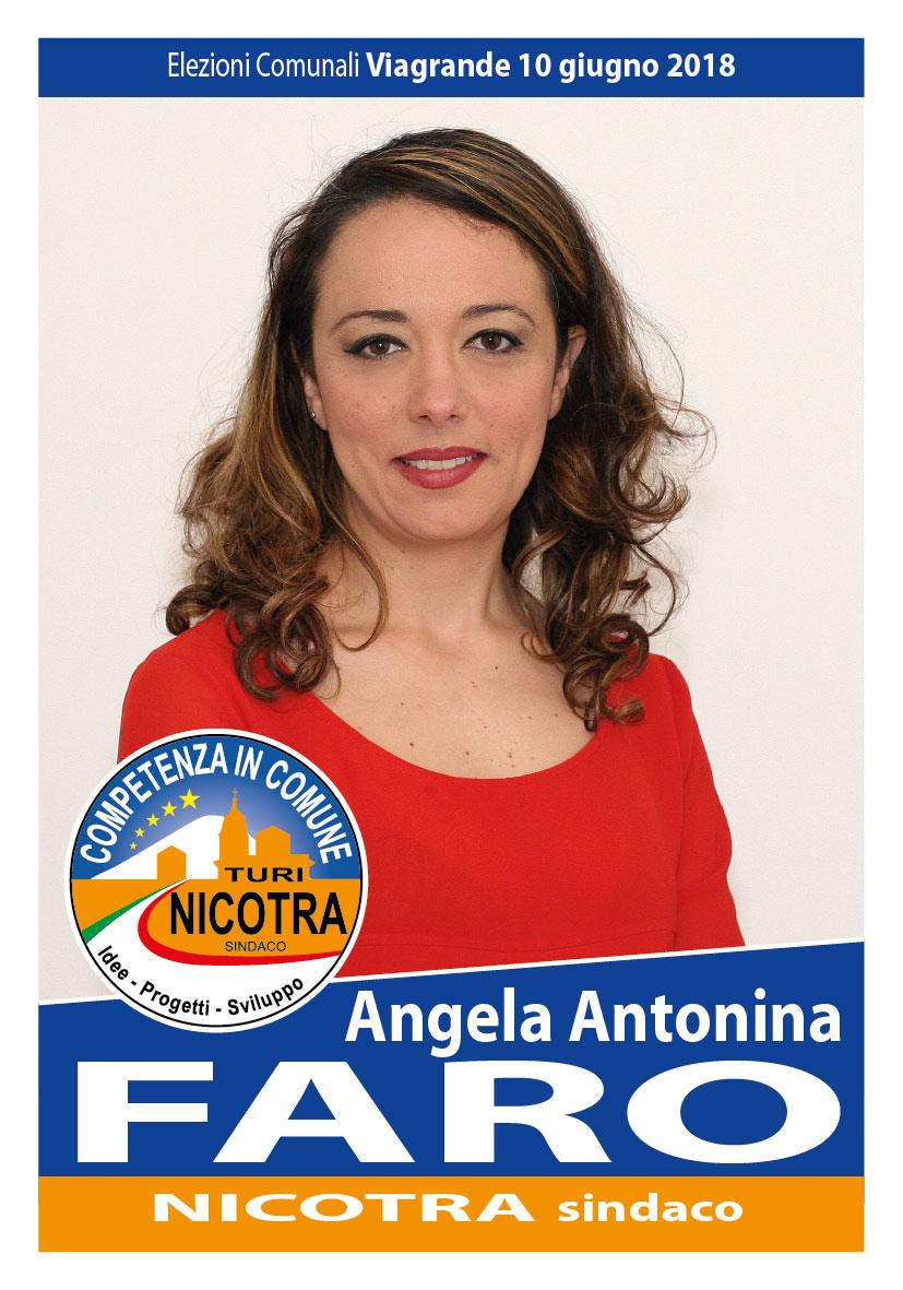 Angela Antonina Faro