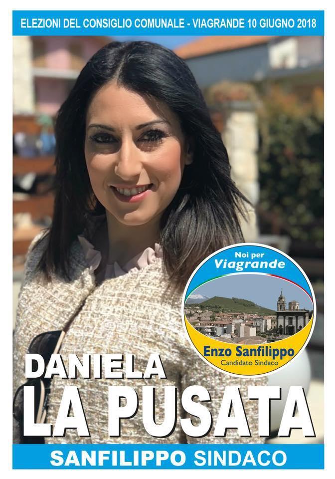 Daniela La Pusata