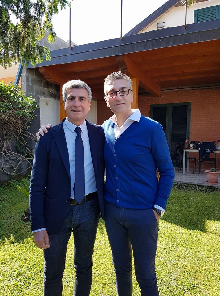 Franco Leonardi e Nuccio Russo