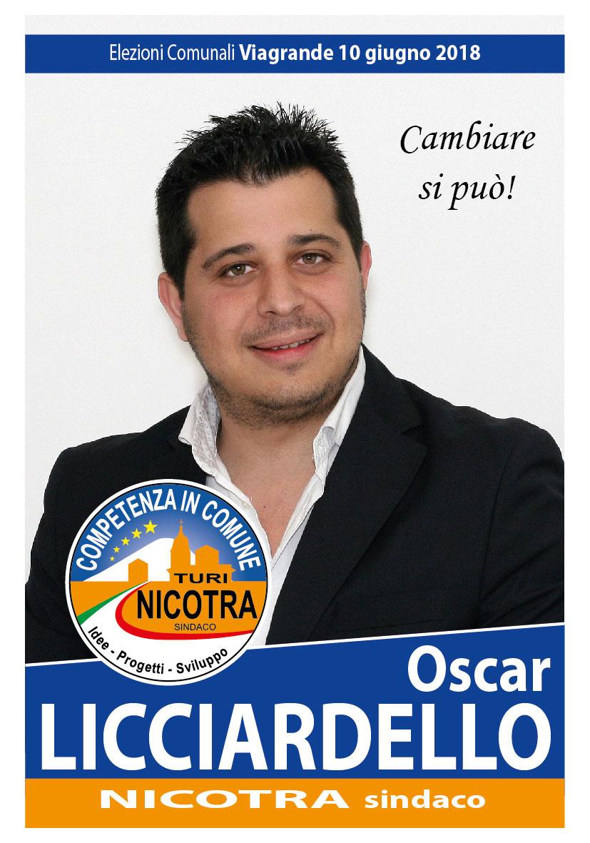 Oscar Licciardello