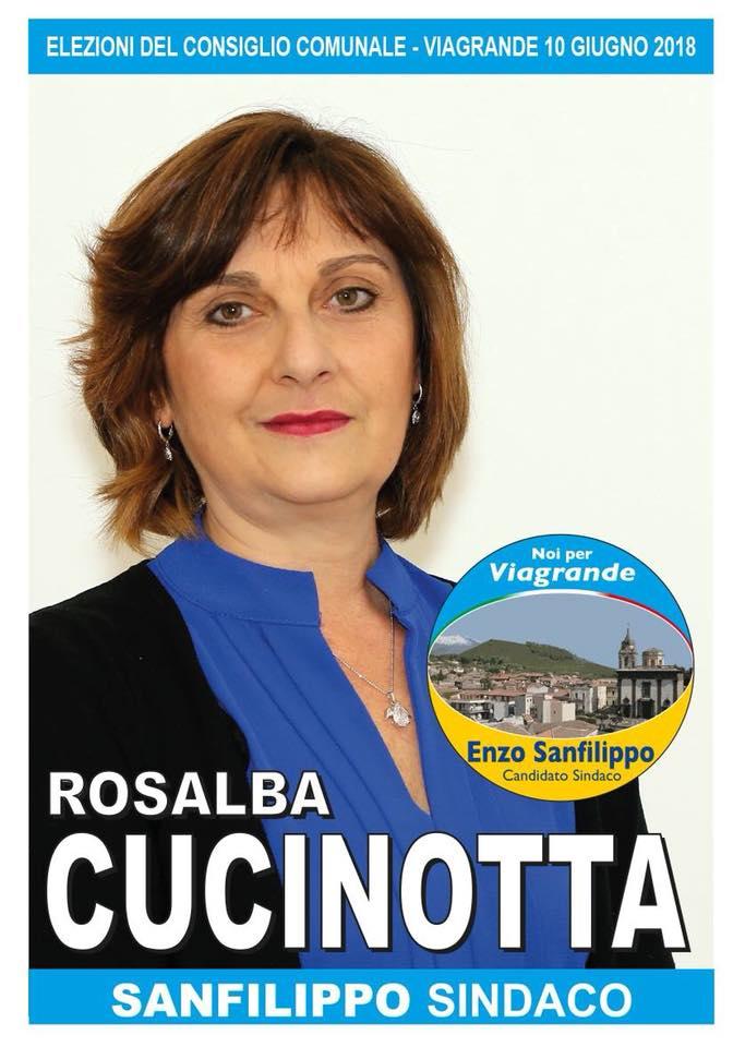 Rosalba Cucinotta