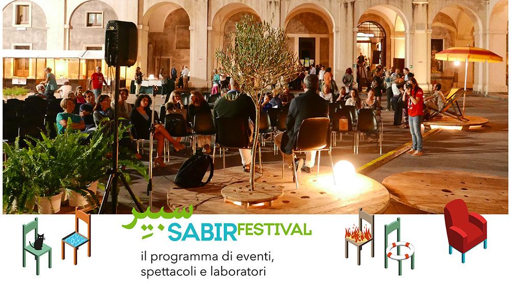 """Catania, lunedì la presentazione di """"Nimba Etna"""", la rassegna musicale del SabirFest che si svolgerà tra Catania, Messina e Reggio Calabria"""