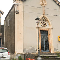 Viagrande. Finanziamento per recupero chiesa Sant'Antonio Abate